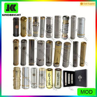 electronic cigarette echo pinoy mechanical mods