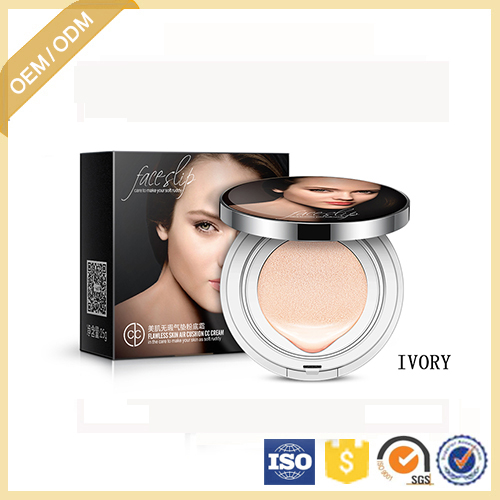 OEM/ODM One Spring beauty skin Cushion BB Cream For Skin Care Tender Moisturizing Nourishing Whitening Compact Foundation makeup