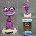 Gold supplier monster university randall goggs 7 inch bobblehead toys/factory direct sale bobble head spring toys