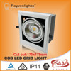 ceiling grid light square 20w dimmable led recessed light