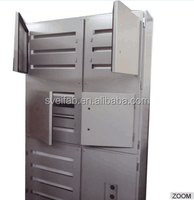 custom zinc plated electric switchboard cabinets fabrication