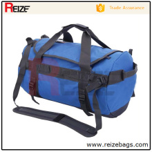 Wholesale customized sport waterproof travel bag,convert to a backpack from a shoulder bag,backpack travel bag