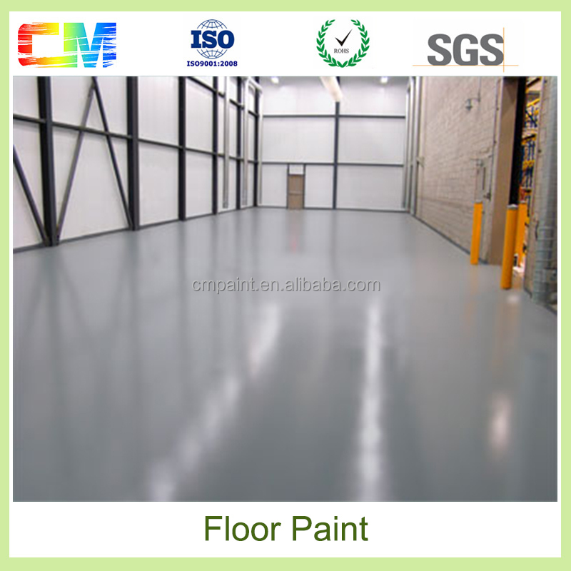 Chemical mould proof liquid clear uv resistive epoxy floor coating with low price