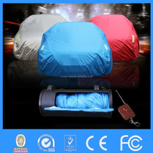 Best selling car accessories automatic car cover for sell