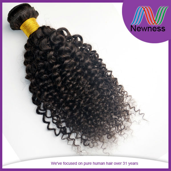Malaysian Candy Curl Virgin Remy Relaxed Hair 4 Ounce Human Hair Weave