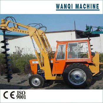 machine digger