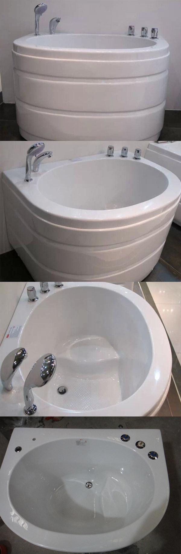 hs b02 bathroom small soaking bath tub kids tub bath tub. Black Bedroom Furniture Sets. Home Design Ideas