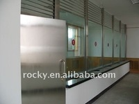 SELL 4/5/6/8/10/12mm glass reception window