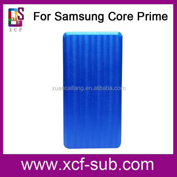 For Samsung Galaxy Core prime OEM Service 3D sublimation Blank Phone Case for iphone and Other Models