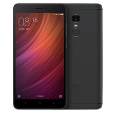 Xiaomi High Edition Dual SIM Black Mobile Phone 64GB Redmi Note 4