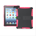 Two in one with Stand Defender Tablet Case Shockproof PC Silicone Tablet Cover Case For iPad mini/mini3/mini4