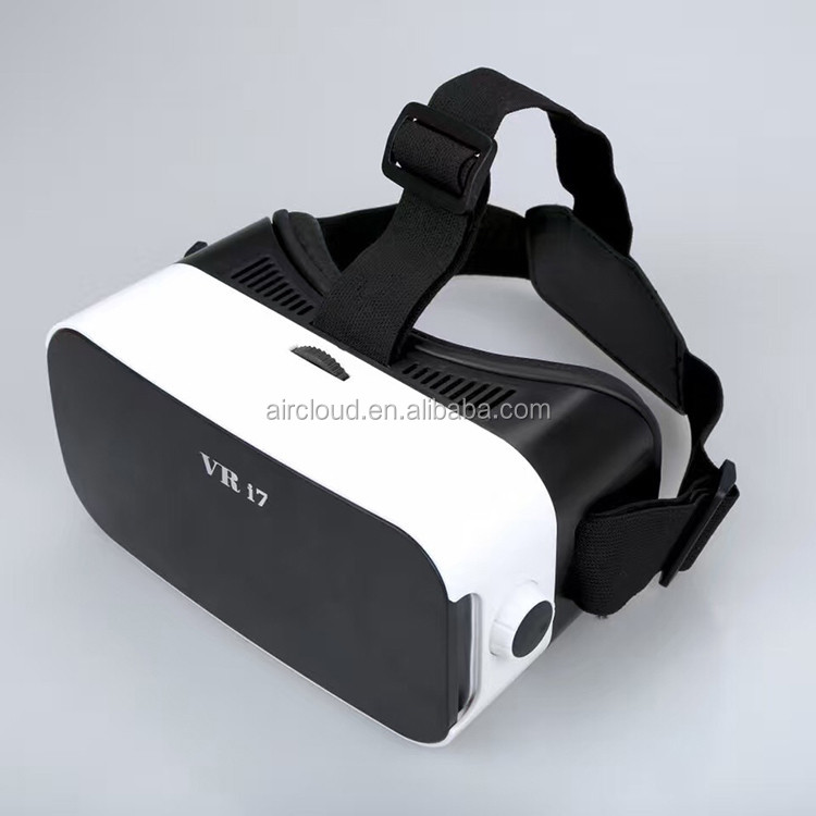 China Manufacturer Rapid Injection Mold for VR Box 3D Glasses