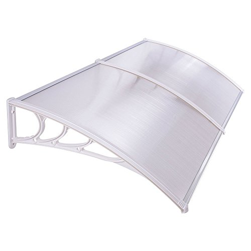 polycarbonate solid plastic sheet used plastic canopy awning