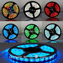 YLL LED branded rgb flexible 5050 led strip 5m/roll 12v led ribbon rgb smd 5050 led strip light