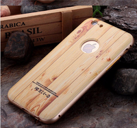 high quality wearproof for iphone wood phone case