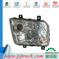 high quality left and right headlight for foton auman