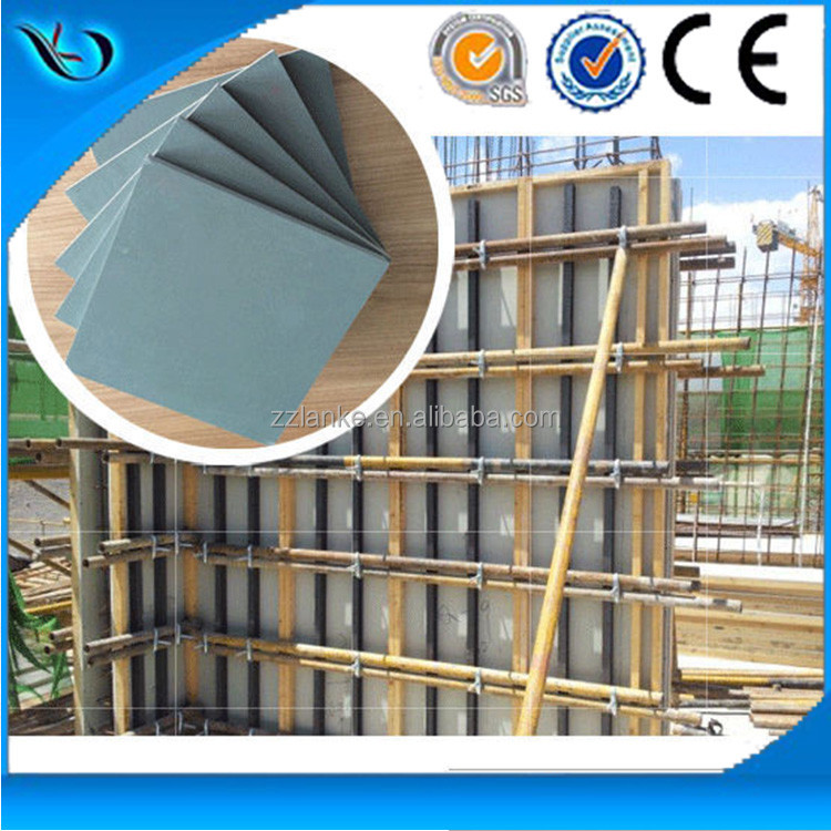 Waterproof Durable Advantages Of Plastic Formwork