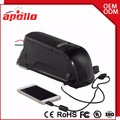 Top Quality 36V 21Ah Lithium Electric Bicycle Battery Husha Battery With USB Port
