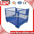 american type Metal cage storage container for fruit storage
