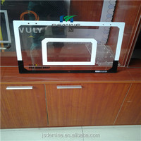 Polycarbonate sheet for indoor basketball panel