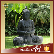 Metal Crafts Bronze Buddha Garden Statue
