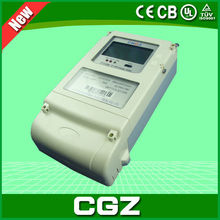 2015 new three phase digital energy meter