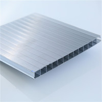 polycarbonate corrugated plastic greenhouse panels
