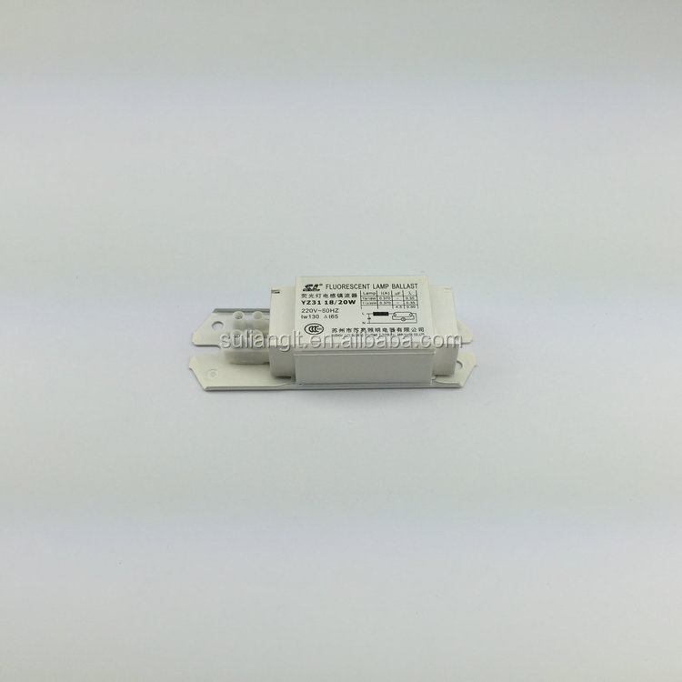 2017 Best sales highly efficient induction fluorescent lamp ballast