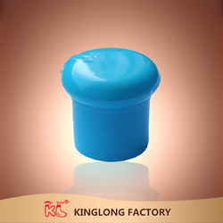 Hot sale!Good various plastic flip top cap for shampoo bottle