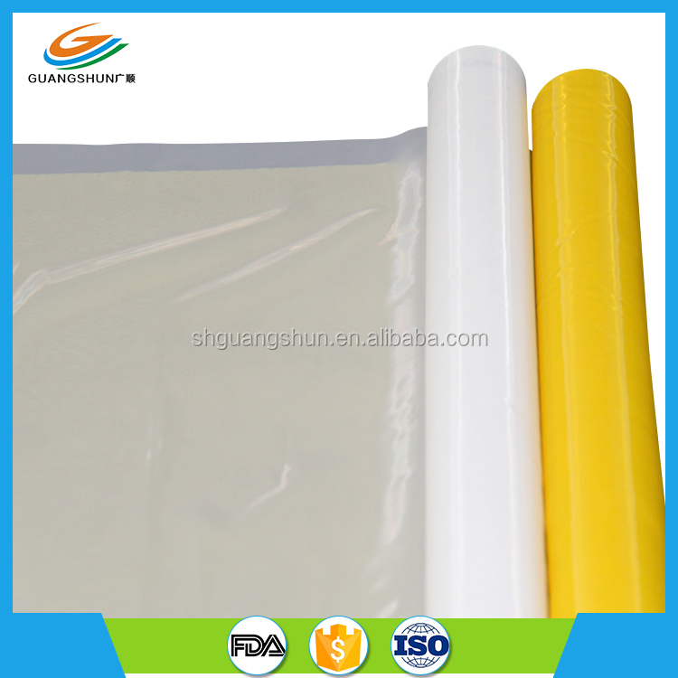 silk bolting cloth/silk screen/polyester screen printing mesh by ShangHai GS