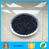 Raw materials Coconut shell activated carbon price in water treatment for sale