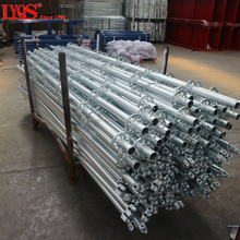 2M Ringlock Scaffolding Tower Hot Dipped Galvanized Ringlock Scaffold Used Formwork Construction