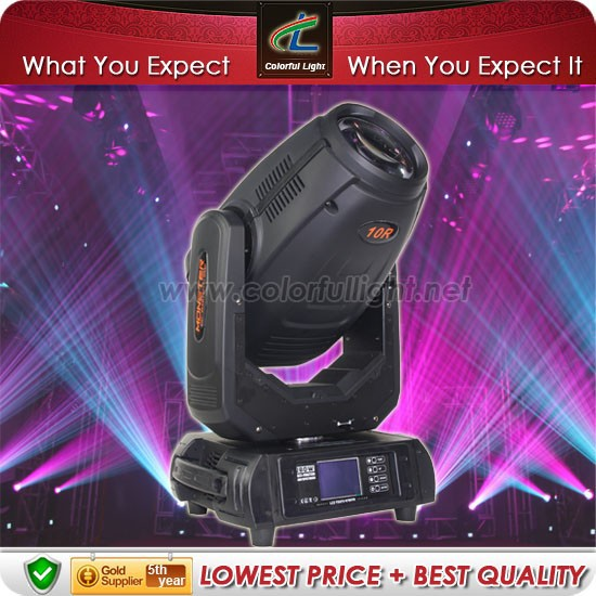 hot high quality product! 10r 280w robe pointe moving head spot