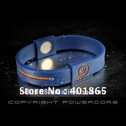 2017 San Francisco Silicone Ion Bracelet/Wristbands in Hologram