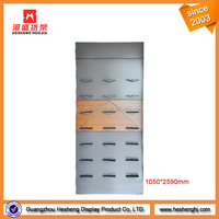 shoe store names wall mount shoe wall display panel