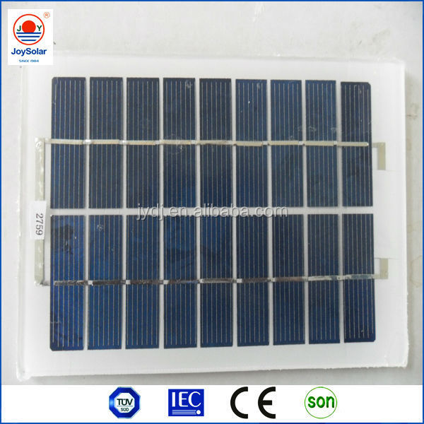 Small Modules 2w/5v PV Solar Panel