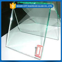 1.5mm---12mm sheet glass