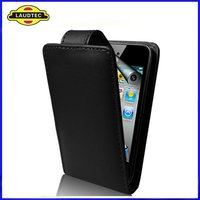 Leather Flip Case for iPod Touch 5,Flip Case Cover,Fast delivery----Laudtec