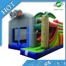 New design!cheap bouncer inflatables,christmas inflatable bouncer,inflatable bouncer and slide combo