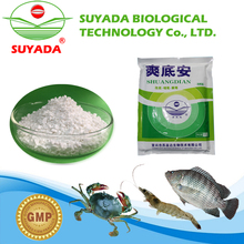 water purification treatment to active oxygen white particle for fish culture