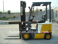 China HYTGER 1.5ton small Electric lifts vehicle FB15 For sale with longer forks