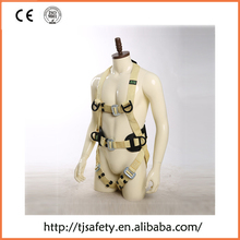high quality wholesale Flame retardant safety harness fall arrester