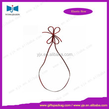 High quality stretch loop with pre-tied bow