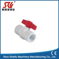 Durable in use pvc ball valve drawing