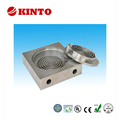 Liquid-cooled heat sink, heatsink, cold plate