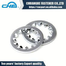 High Quality 304 stainless steel external tooth lock washer