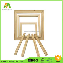 Factory directly wood floater frames for paintings