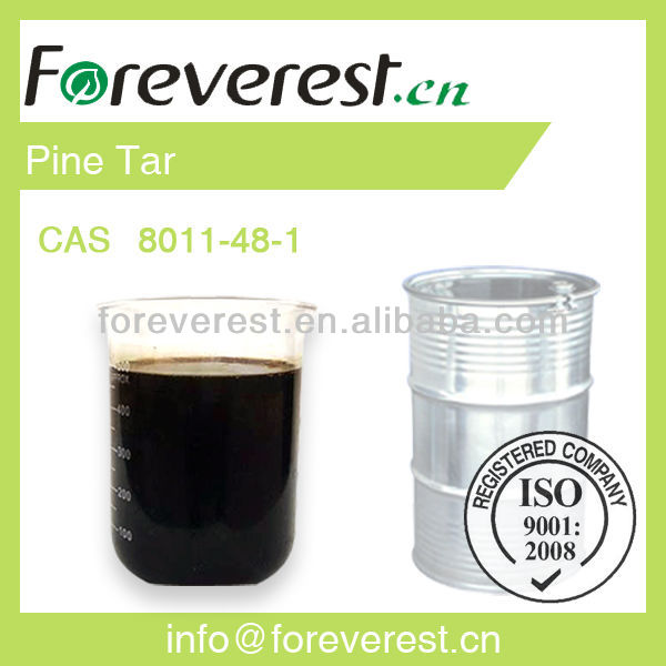 Pine tar, wood preservative for outdoor furniture