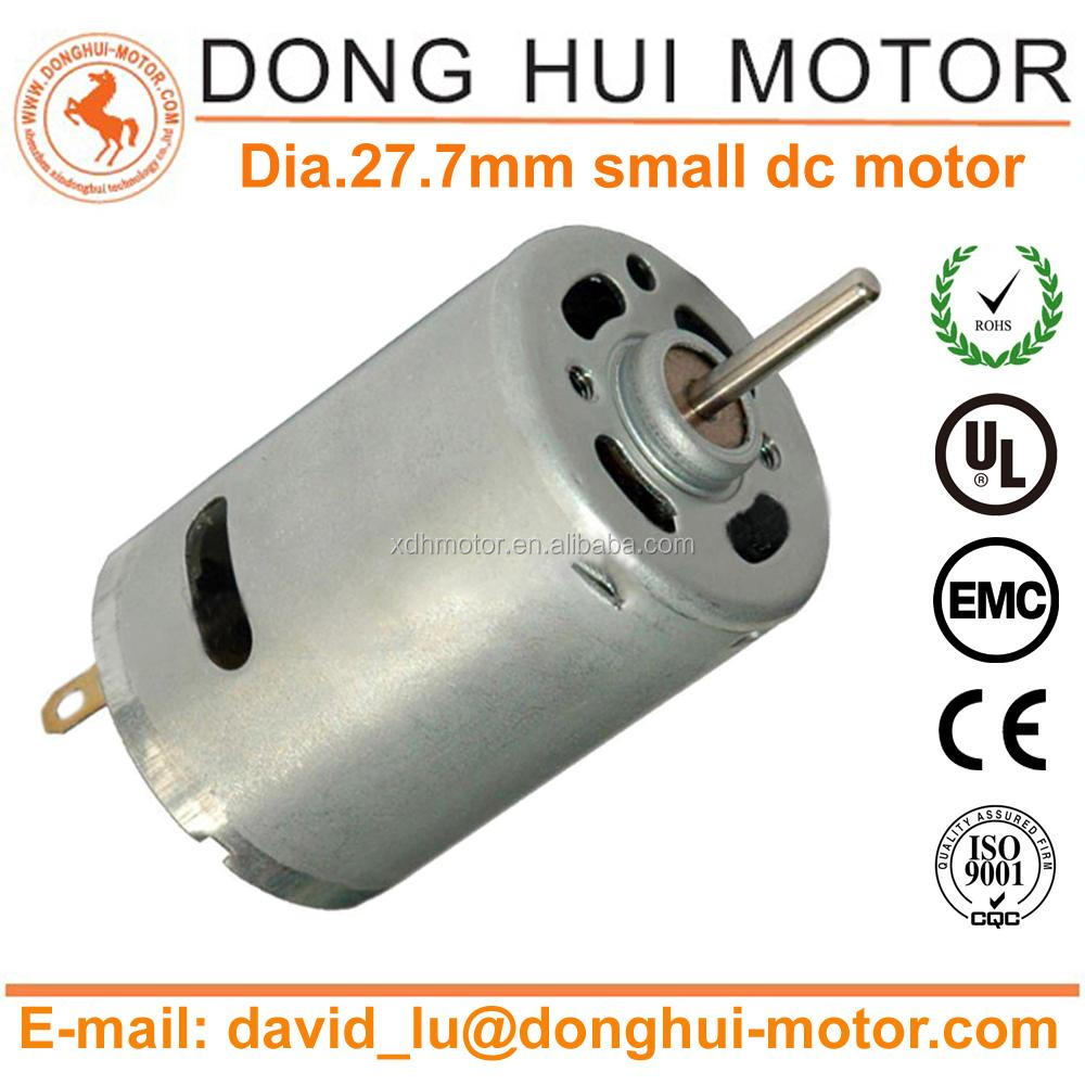RS385 electric mini dc servo motor electric scooter dc motor