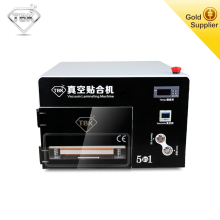 5 in 1 LCD vacuum oca laminating machine mobile phone Lcd repair machine